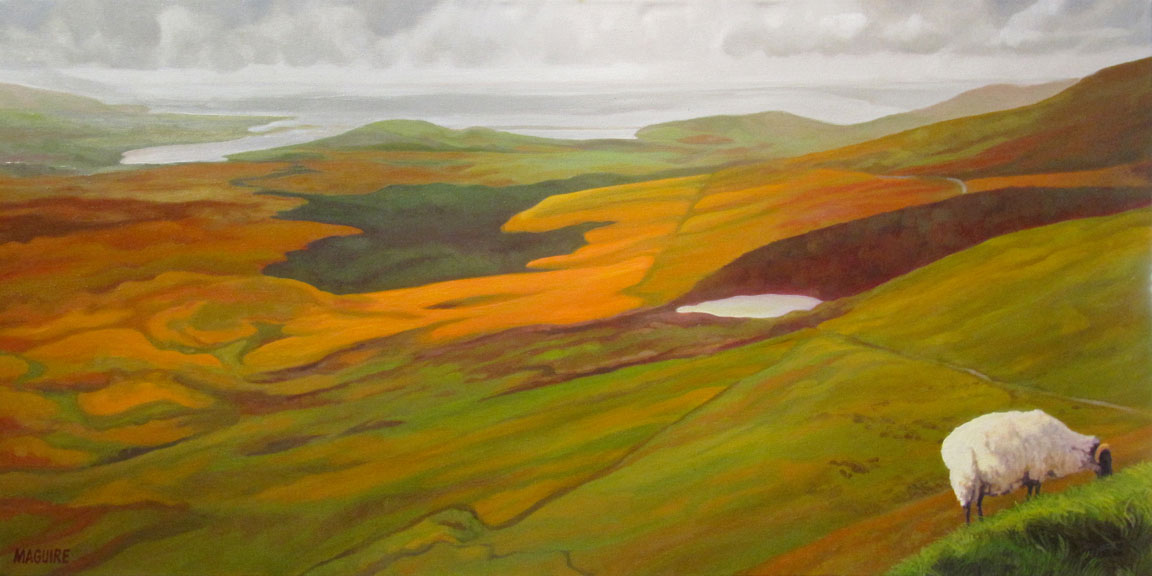 Gallery Ireland Paintings And Prints By Barrie Maguire